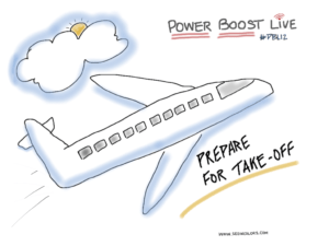 #PBL12, Power Boost Live, Graphic Recording, Pamela Slim