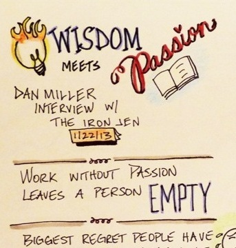 Dan Miller Interview – Wisdom Meets Passion