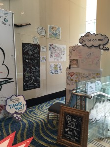 Scribes-to-GO Printing Graphic Recording