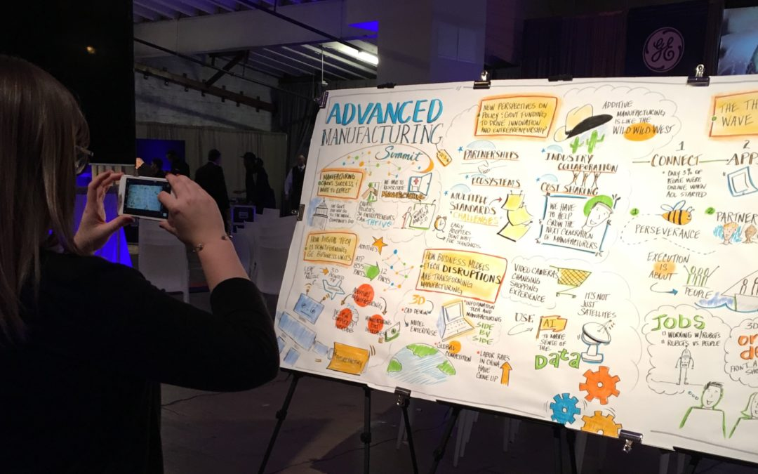 Project: GE Advanced Manufacturing Summit