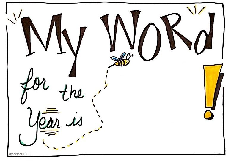 What's Your Word for the New Year?