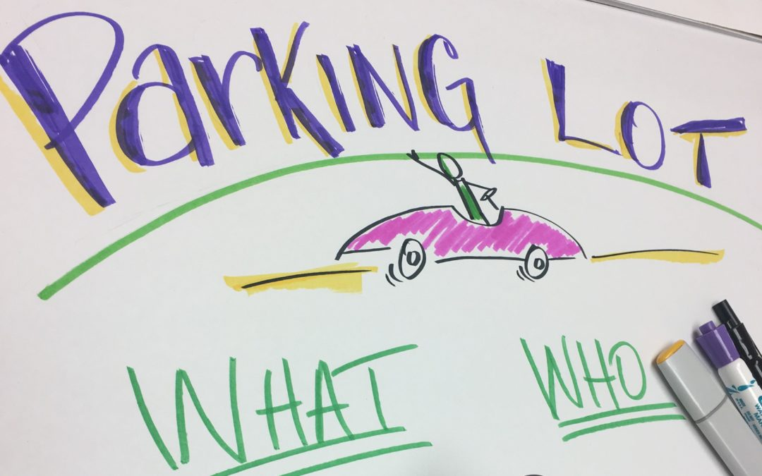 A Simple Facilitation Technique: The Parking Lot